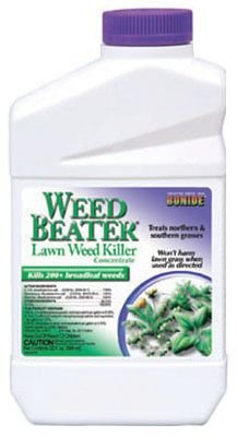 Bonide Products 894 109405 BND Beater Lawn Weed Killer Concentrate, 32 Oz