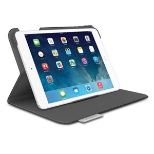 The Best Logitech Folio Protective Case for iPad mini - Carbon Black-939-000632 - Keep your iPad Mini protected with the Logitech Folio Protective Case for iPad Mini. This strong, durable case is made from water-repellent materials and wraps around your i