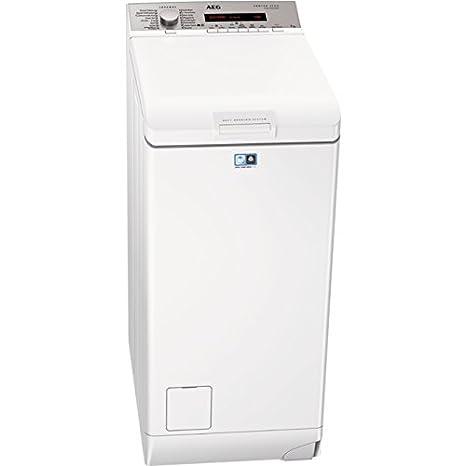 AEG L78275TL Waschmaschine Toplader/A+++ (157 kWh/Jahr)/sparsamer Waschautomat mit Mengenautomatik und Dampfprogramm/Waschmas