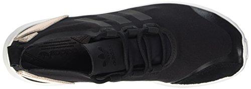adidas Zx Flux Adv Verve W, Zapatillas de Running para Mujer Cblack/Cblack/Coppmt
