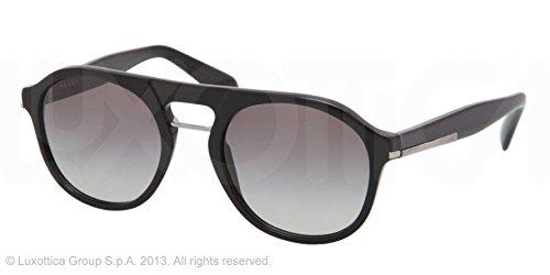 Prada Gafas de sol Para Hombre 09p/S - 1AB-0A7: Negro ...
