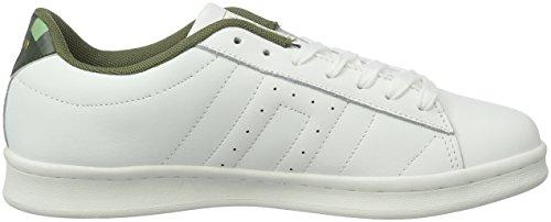 Blend 20701588 - Zapatillas para hombre Blanco (Green Ink)