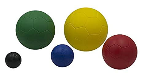Softee Equipment Pelota Foam - 70 MM - Color Rojo: Amazon.es ...