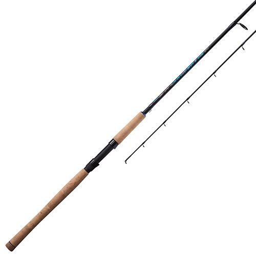 Zebco/Quantum QSWS761MH, PB3 Zebco/Quantum, Saltwater Spinning Rod, 7'6'' 1Piece, Medium/Heavy Power