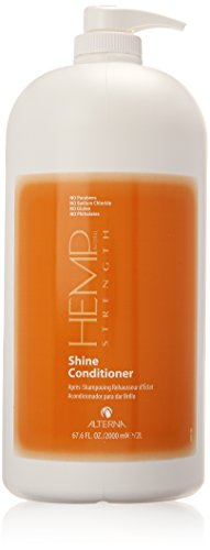 Alterna Hemp Strength Shine Conditioner 2000 ml 67.6 oz by Alterna