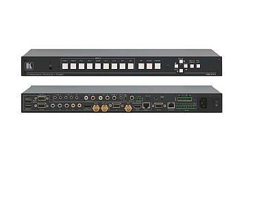 KRAMER ELECTRONICS Kramer Electronics Vp-771 9 Input Proscale Presentation Switcher/Scaler With Speaker Outputs