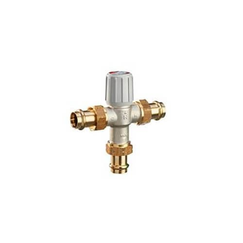 ASSE 1070 70/°F-120/°F Honeywell/&controls AM101C1070-UP-1LF HONEYWELL 3//4 Union Press Mixing Valve Lead Free