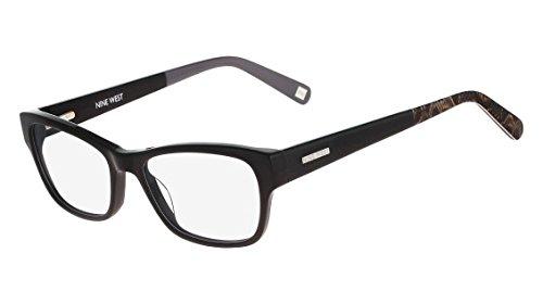 Nine West Eyeglasses NW5082 001 Black 49 16
