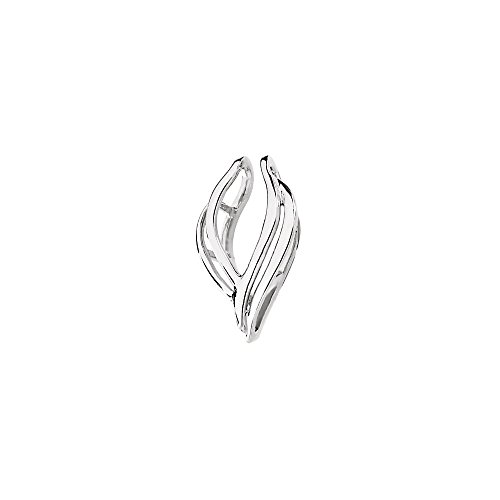White-gold Pendant Enhancer by JE