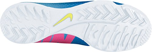 Nike JR Mercurial Victory IV CR TF Junior Fussballschuhe neptun blue-volt-pink-flash - 33