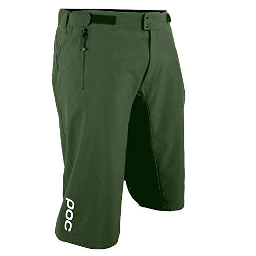POC Resistance Enduro Light Shorts, Mountain Biking Apparel, Septane Green, L