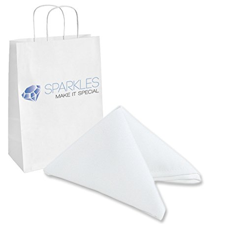 restaurant linen napkins - 5