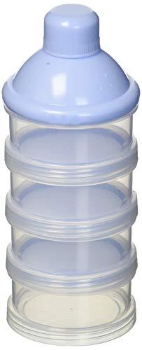 OrangeTag Non-Spill Baby Milk Powder Dispenser/Storage Container, Blue (2pcs) ()