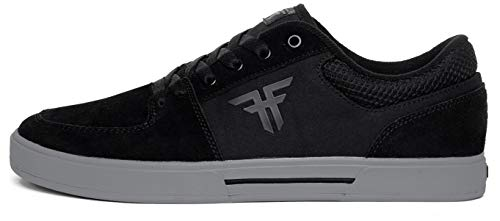 Fallen Men's Patriot Skate Shoe (6 M US, Black/Black) (Shoes Fallen Skate)