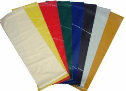 THERA-BAND 6ft set of all 8 Resistance Colors tan, yellow, red, green, blue, black, silver, gold