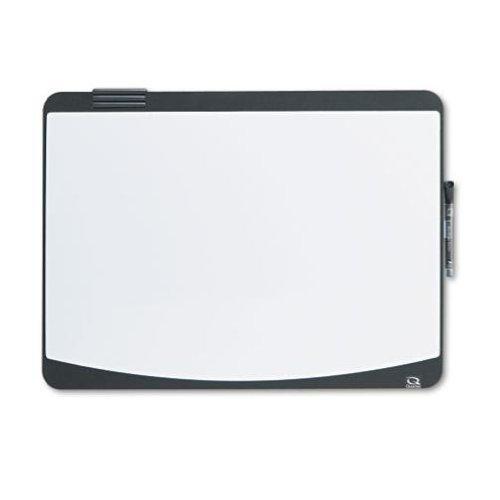 (Quartet Designer Tack and Write Workstation Board, 17.5 x 23.5 Inches, Black (06355BK) by Quartet)