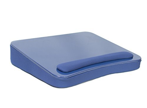 Angled Sofa (Sofia + Sam All-Purpose Lap Desk Color: Blue)