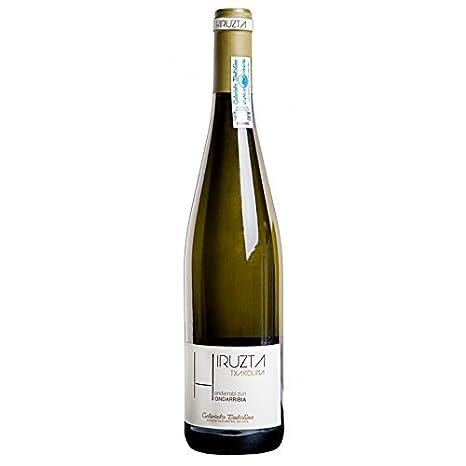 Vino Blanco Hiruzta Txakolina 2014