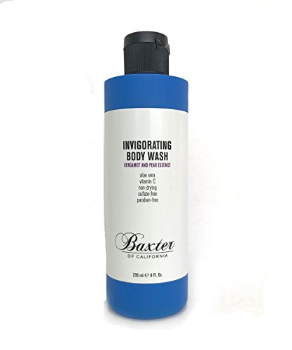 Baxter of California Invigorating Body Wash, Bergamot & Pear, 8 oz
