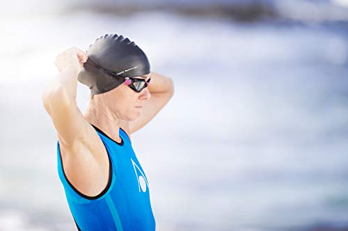 Aqua Sphere Kayenne Ladies with Mirrored Lens (Black/Pink) Swim Goggles for Women. by Aqua Sphere (Image #7)