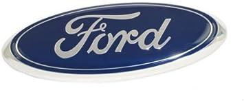 FORD OEM 05-07 F-350 Super Duty Grille Grill-Emblem Badge Nameplate 5C3Z8213AB