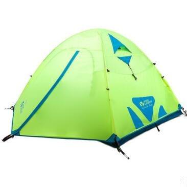 Outdoor Equipment zu Fuß Camping Wind und Regen belüftet und atmungsaktiv 3 Zelte
