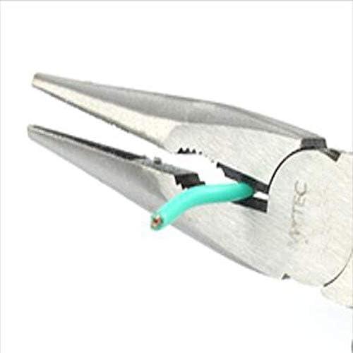 CHENBIN-BB 家庭用メンテナンスプライヤーと屋外機械修理5インチの多機能プライヤーセット、(スリーピース)(カラー:オレンジブラック、サイズ:5インチ)