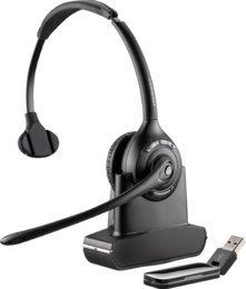 Plantronics Savi W410-M Wireless USB Headset for MOC/Lync