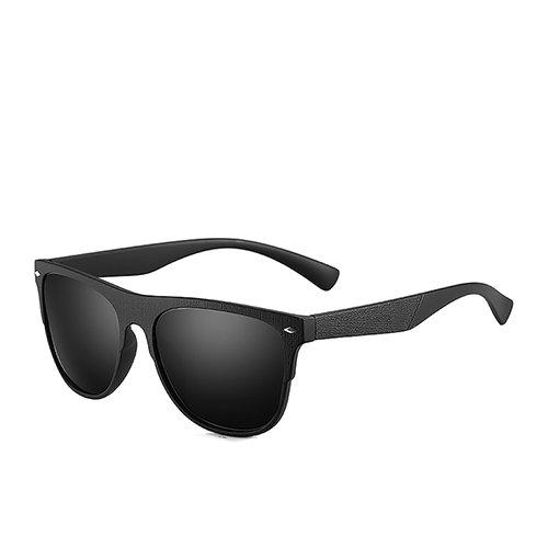 Moda C2 Negro Sol polarizadas C2 de Mate Hombres Pesca para Humo Hombres Gafas Atrás Viaje TL de Smoke Black Gafas de Matte Gafas Sunglasses Conducción xqHwt0T