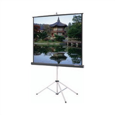 Da-Lite Picture King With Keystone Eliminator 16:9 HDTV Format 106
