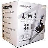 Gamefitz 9-in-1 Game Controller Accessories Pack GF8-001
