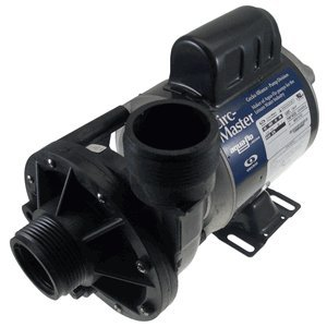 (Aqua-Flo Circ-Master CMHP Spa Circulation Pump #1563, 1/8 HP 230V, 02093001-2)