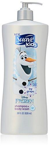 Suave Kids Shampoo & Body Wash Disney Frozen Olaf Icy Grape, 28 Ounce