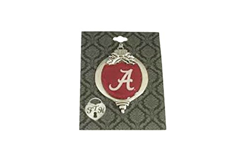 From the Heart Alabama Crimson Tide Ball Chritsmas Ornament - Alabama Holiday Ornament