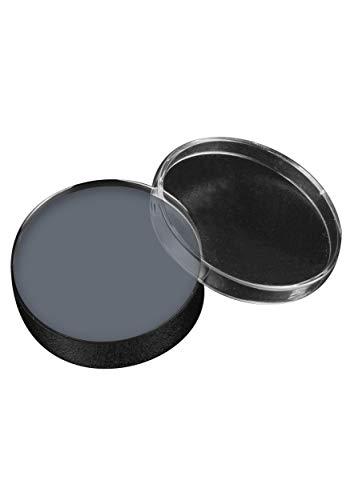 Zombie Grey Makeup Tube - Mehron Makeup Color Cups (.5 ounce)