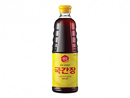 Sempio Soy Sauce for Soup 31.4 Fl Oz. (Korean Soy Sauce compare prices)