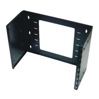 Installerparts 8U Hinged Extendable Wall Mount Bracket, Max 13.5