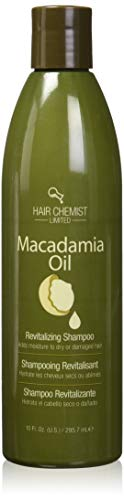 Oil Hair Revitalizing (Hair Chemist Macadamia Revitalizing Shampoo, 10 Ounce)