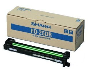 Sharp Black Imaging Drum for FO-IS125N Fax Machine FO25DR
