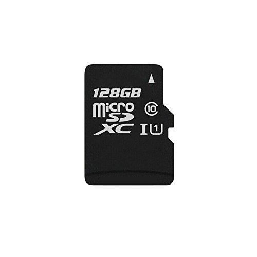 Yaxiny Carte mémoire à haute vitesse avec adaptateur de carte TF MicroSDHC 128Go UHS-I Grade 1Class 10 Fenglangrong FLR422849534201