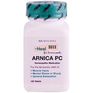 Arnica + Tablets 100 TAB