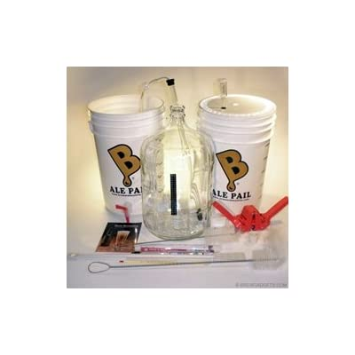 Brewer's Best RA-D1KL-DOQN DELUXE Beer Home Equipment Kit