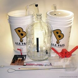 Brewer's Best RA-D1KL-DOQN DELUXE Beer Home Equipment Kit by Brewer's Best