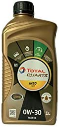 Total 1 Liter Quartz Ineo First 0w 30 Auto