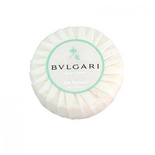 Bvlgari Au The Vert (Green Tea) 50 Gram Soaps - Set of 6