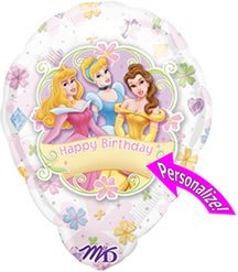 Disney Princess Personalized 18in -