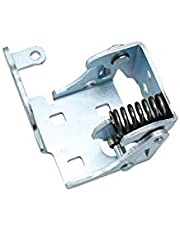 Front Left Driver Side Lower Door Hinge - Compatible with Chevy, GMC & Cadillac Vehicles -2007-2014 Silverado 1500, Tahoe, Sierra, 3500, Suburban, Yukon, XL - Replaces 20969645, 15877405, 15824876