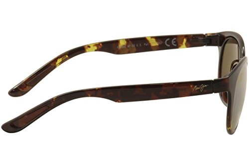 Maui Jim Sonnenbrille (Keanae) Olive Tortoise