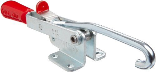 DE-STA-CO 371 Horizontal Pull Action Latch Clamp with Hook by De-Sta-Co