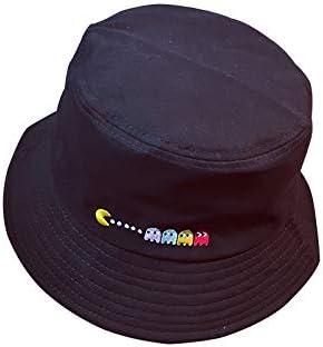 Gorra de Verano Unisex con Estampado de Pescados Hereubuy 1#